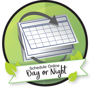 Schedule Online day or night logo from dentist in lincoln NE near me Dr. Sullivan