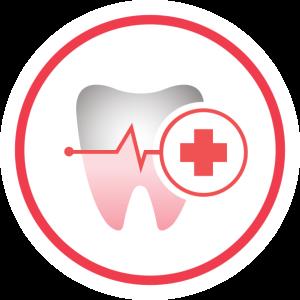 Emergency Dentist Nebraska logo for dentist dentist in lincoln NE near me Dr. Chris Sullivan can help with your broken tooth.